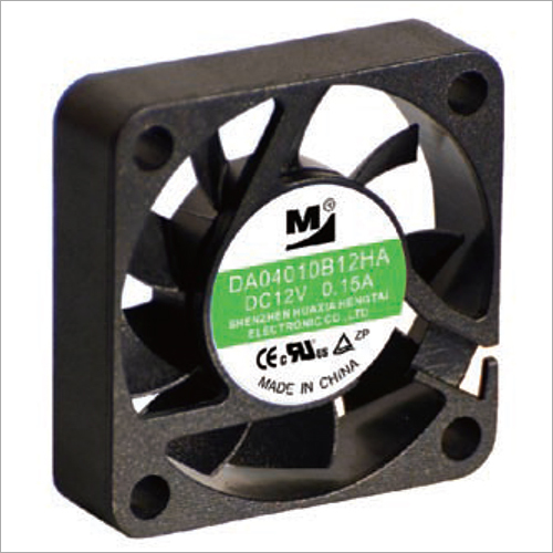 40X40x10 MM Plastic DC Brushless Fan