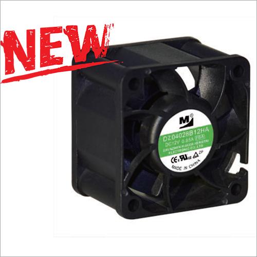 40X40x28 MM Dust Proof Plastic DC Brushless Fan
