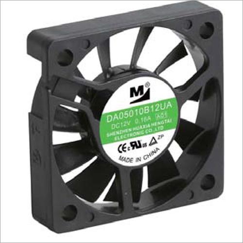 50x50x10 MM Plastic DC Brushless Fan