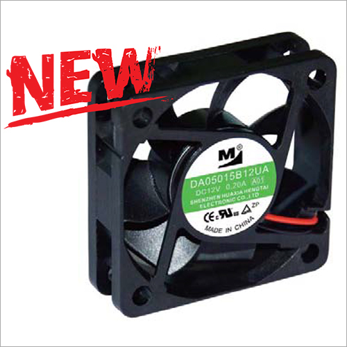 50x50x15 MM Plastic Form DC Brushless Fan