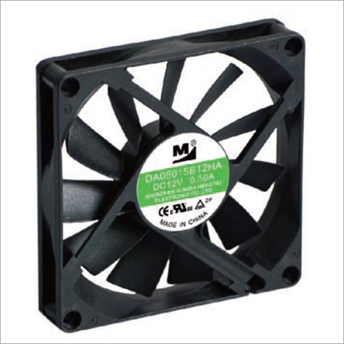 80x80x15 MM DC Brushless Fan