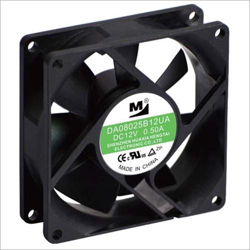 80x80x25 MM DC Brushless Fan