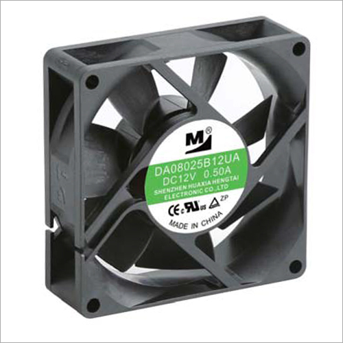 80x80x25 MM Plastic DC Brushless Fan