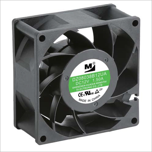 80x80x38 MM DC Brushless Fan