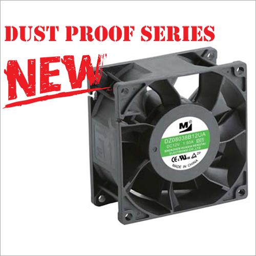 80x80x38 MM Dust Proof DC Brushless Fan