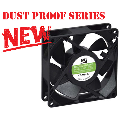 92x92x25 MM Dust Proof DC Brushless Fan