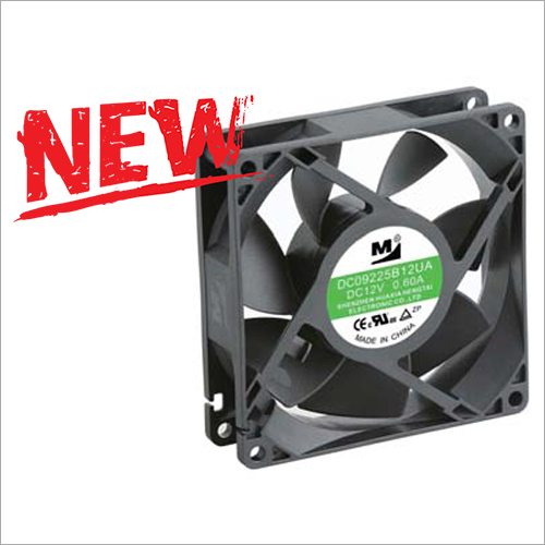 92x92x25 MM Plastic DC Brushless Fan