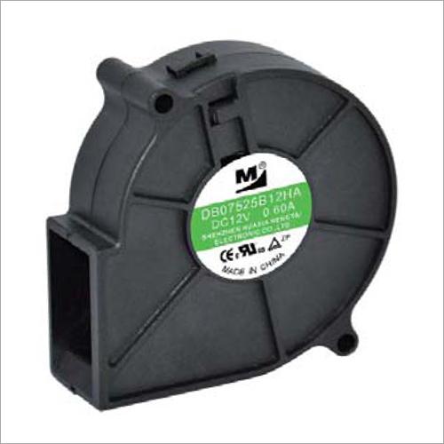 77x73x25 MM Plastic DC Blower