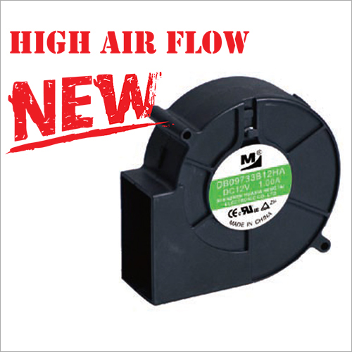97x97x33 MM High Air Flow DC Blower