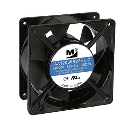 120x120x38 MM Plastic AC Cooling Fan
