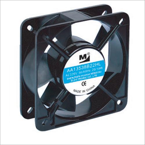 135x138x38 MM Plastic AC Cooling Fan