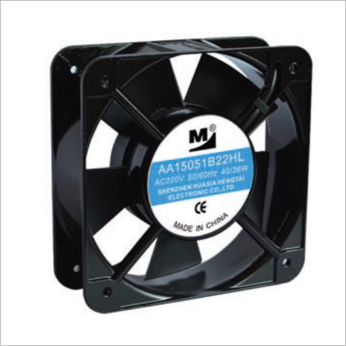 150x150x51 MM Plastic AC Cooling Fan