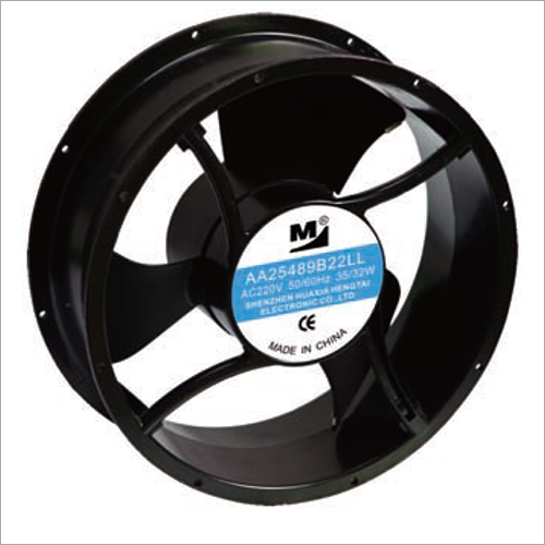 254x89 MM AC Cooling Fan