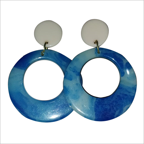 Casual Resin Earrings