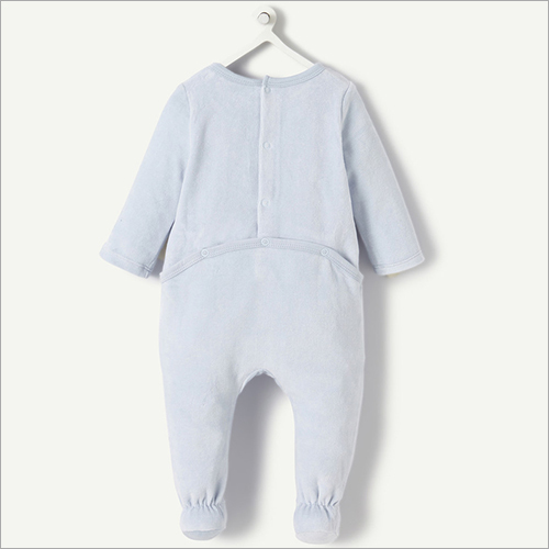 Born Baby Plain Sleeping Suit