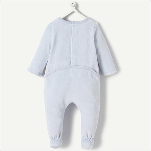 Born Baby Plain Sleeping Suit