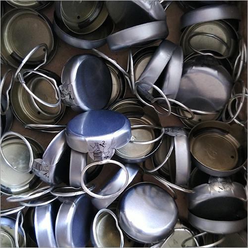 Ring Pull Bottle Caps