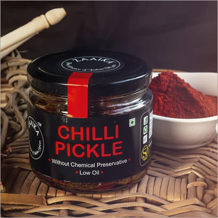 200 Gram Chili Pickle