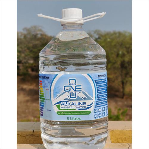 Alkaline Mineral Drinking Water