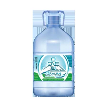 5 Liter Alkaline Mineral Water