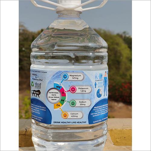 Alkaline Mineral Water