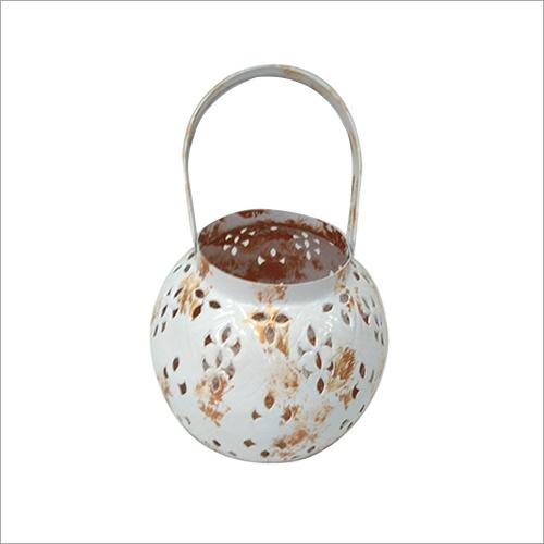 Rusty Finish Lantern