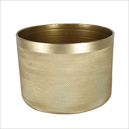 Indoor Brass Planter