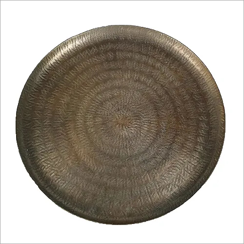 Splendid Austin Hammered Round Tray