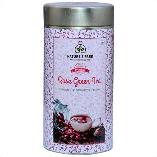 Rose Green Tea