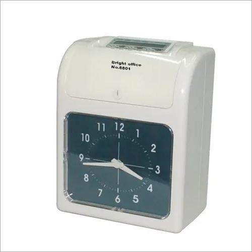 8801 Time Recorder