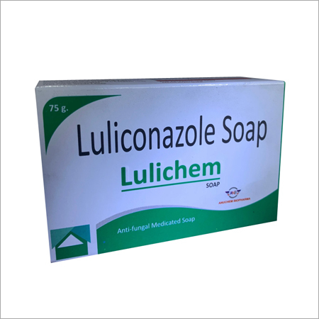 Luliconazole Soap