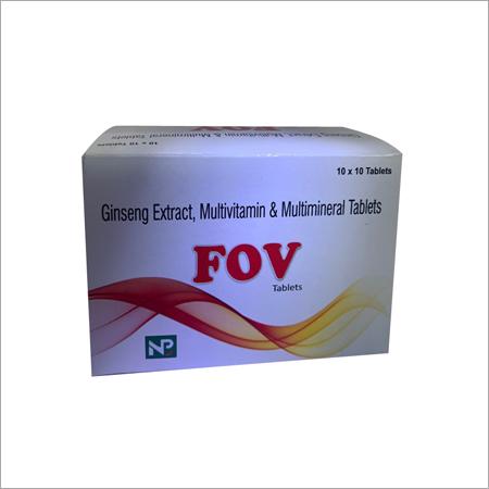 FOV Tablets