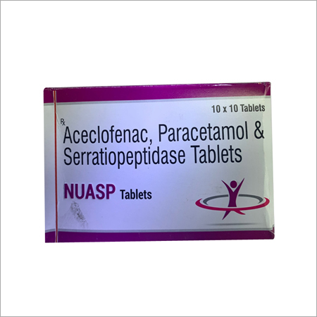 NUASP Tablets