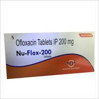 Nu Flox 200 Tablets