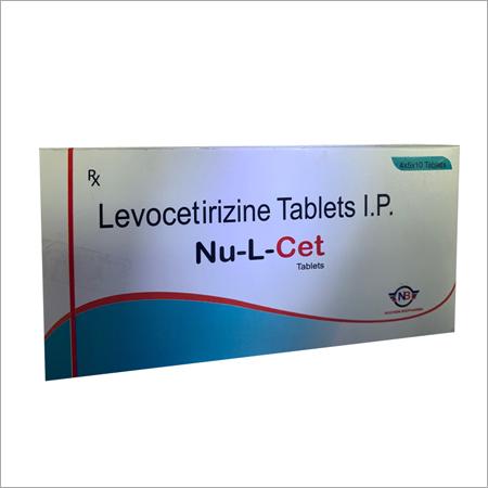 Nu L Cet Tablets