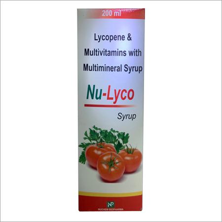 Nu Lyco Syrup