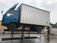 Truck Washing Lift