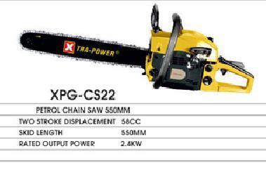 Petrol Chain Saw 550mm