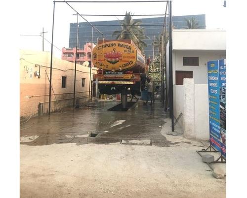 Lorry Washing LIft