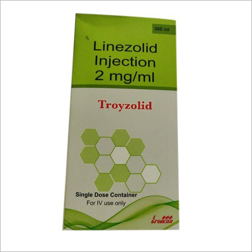 2 Mg Linezolid Injection