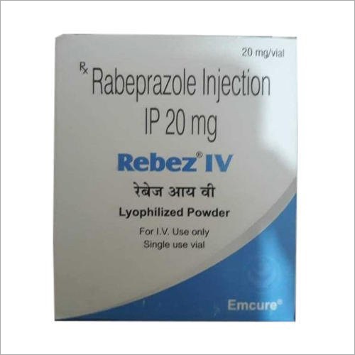 20 Mg Rabeprazole Injection