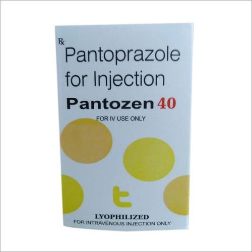 40 Mg Pantoprazole Injection