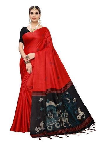 Khadi Silk Jalar Saree
