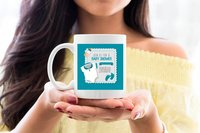 Nimble Mug for special occasion of baby shower.