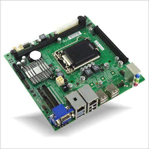 Industrial Mini ITX Motherboards