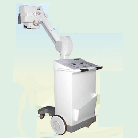 100 MA Mobile X-Ray Machine