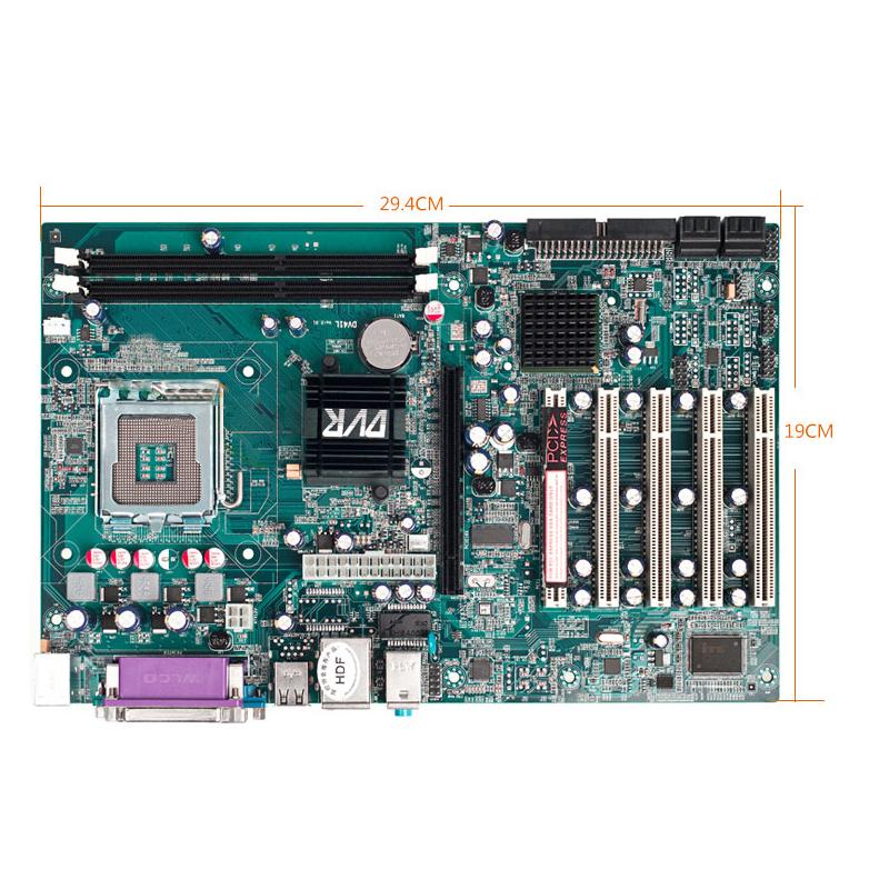 Industrial ATX Motherboards