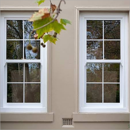 UPVC Fancy Window
