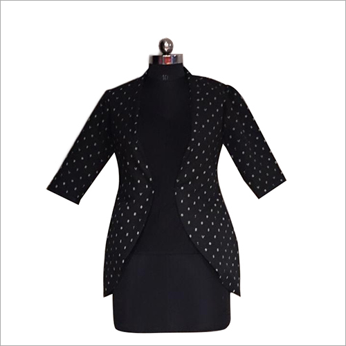 Ladies Causal Short Jacket