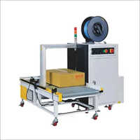 Vertically Fully Automatic Power Roller Strapping Machine